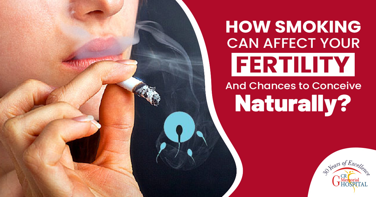 How smoking can affect your fertility and chances to conceive naturally