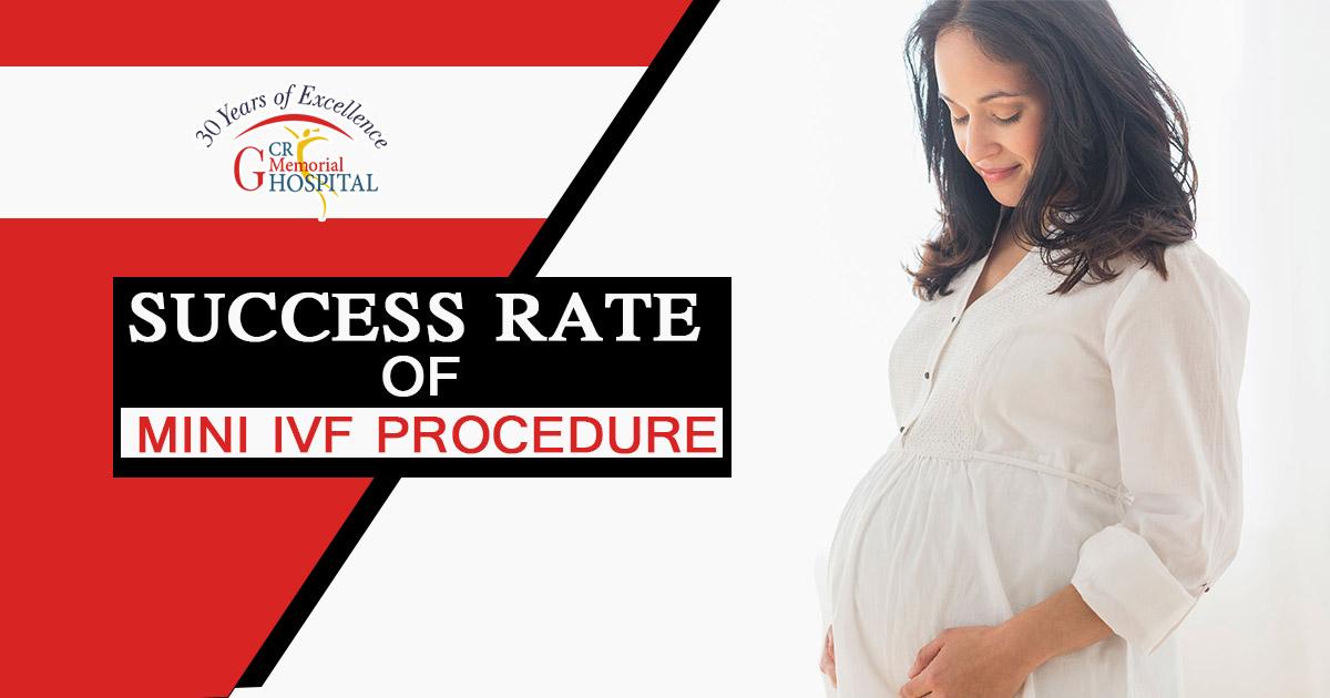 success rate of Mini IVF procedure