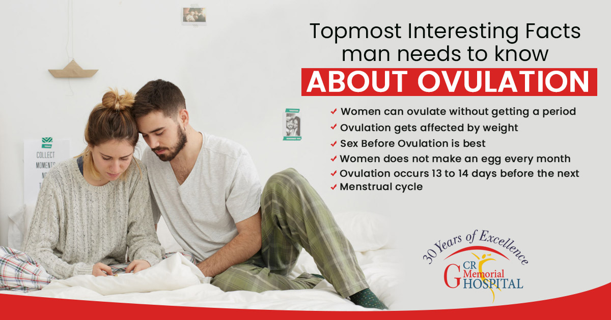 topmost interesting facts man needs to know about Ovulation