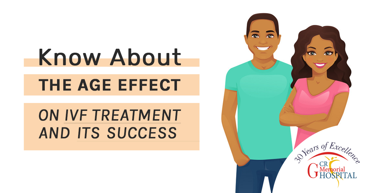 What do you need to know about the age effect on IVF treatment and success