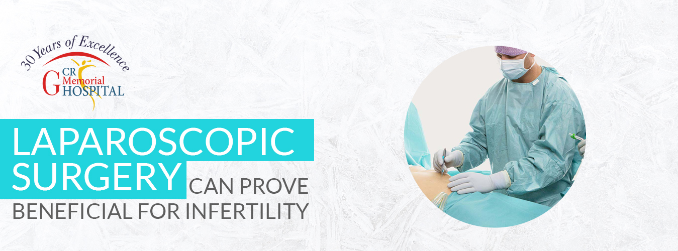 How Laparoscopic surgery can prove beneficial for infertility issues